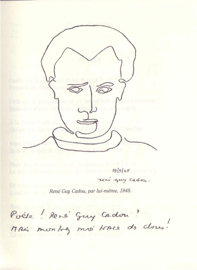 "Source photo : centre René Guy Cadou. """