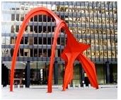 """Résultat de recherche d'images pour """"Flamingo (Calder)"""""""